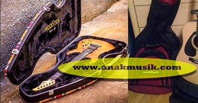 Hardcase dan Sofcase Case Aksesoris Gitar