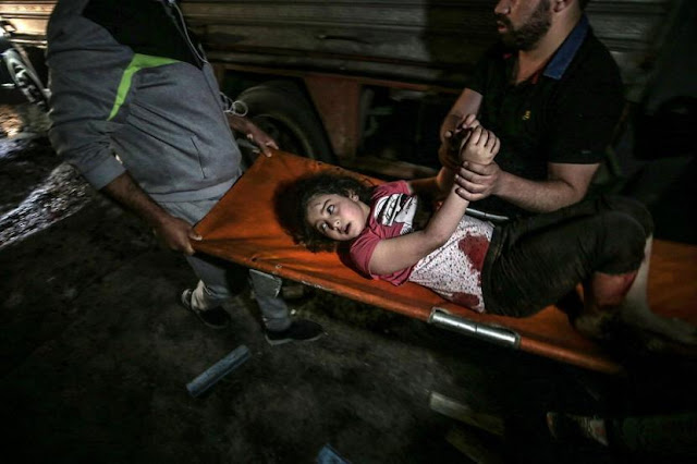 Israel Makin Ganas, Nyaris Gugurkan 200 Warga Palestina