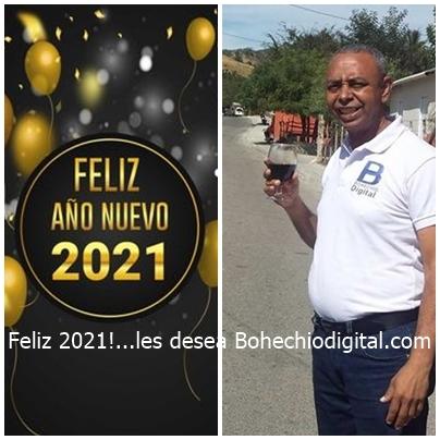 A distancia a brindar por un Año Nuevo esperanzador!....