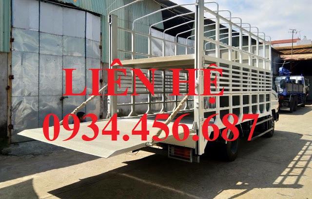 Giá xe Hyundai 110s thùng chở xe máy