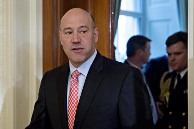 Goldman Sachs vadovas gauna $284 milijonų išeitinių ir eina dirbti į Trampo vyriausybę