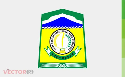 Kabupaten Aceh Besar Logo - Download Vector File CDR (CorelDraw)