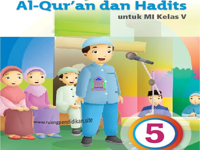 Soal PTS/UTS Al-Qur'an Hadis Kelas 5 SD/MI