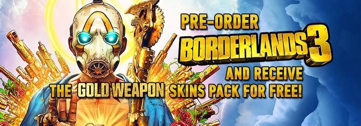Borderlands 3 - new pre-order