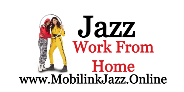 Jazz Work From Home