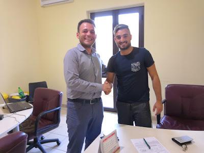La Santonofrese consolida la squadra - Antonio Fortuna