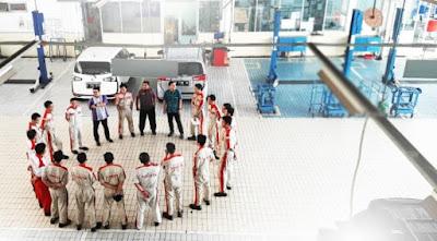 Agar Mesin Tetap Nyaman, Yuk Cari Tahu Keuntungan Service Toyota Di ASTRIDO