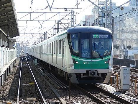 【ダイヤ改正で新登場!】準急 成城学園前行き16000系