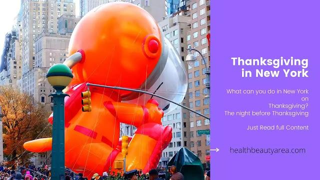 Thanksgiving travel 2021 || Thanksgiving in New York