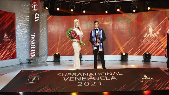 Miss y Mister Supranational Venezuela 2021