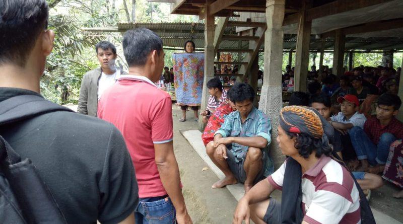 Tim Gabungan Polres Tana Toraja, Grebek Judi Sabung Ayam