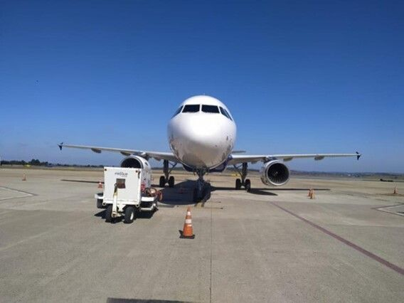 With less than 15 days of operations debut, Itapemirim receives its fourth aircraft | MORE THAN FLY