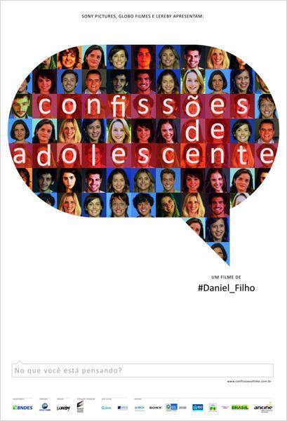 Confissões de Adolescente – O Filme