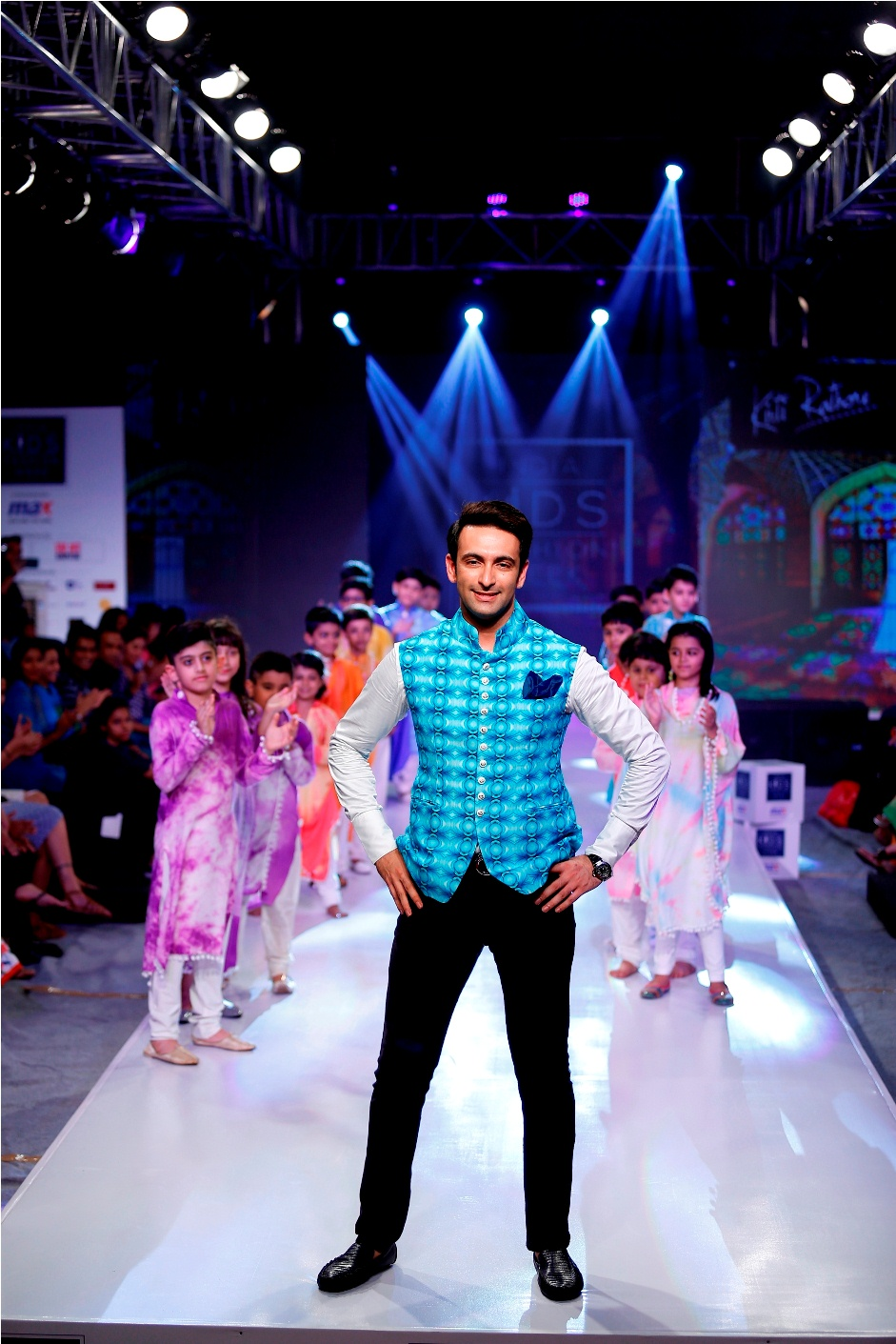 India Kids Fashion Week 2016 takes off on a grand note in Mumbai