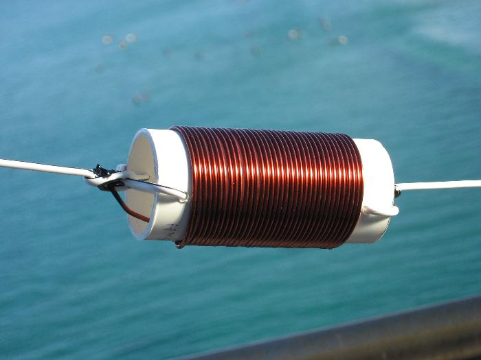 how to make 1uh inductor coil