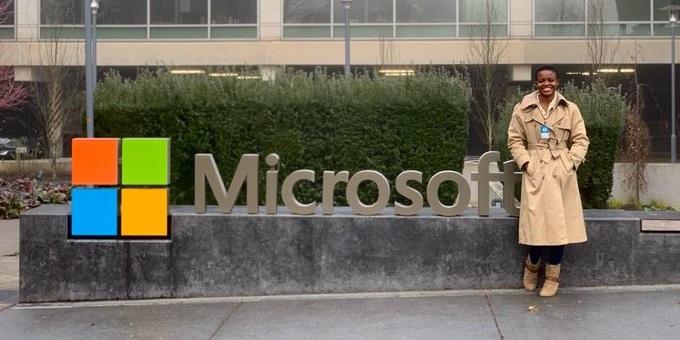 Ghanaian digital entrepreneur Ivy Barley joins Microsoft