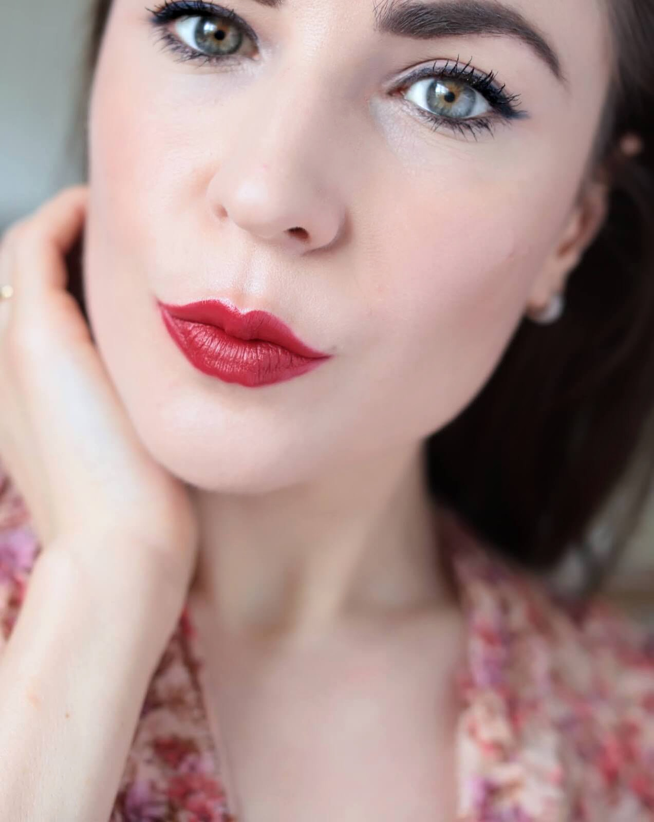 Kure Bazaar Rouge A Lèvres Mat Couture swatch