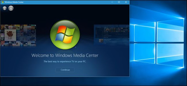 Cara intall windows media center di Windows 10