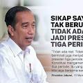 Hidayat Nur Wahid: Wacana Jokowi 3 Periode Menjabat Case Closed, Tetapi Sedang Ada yang Mengompori