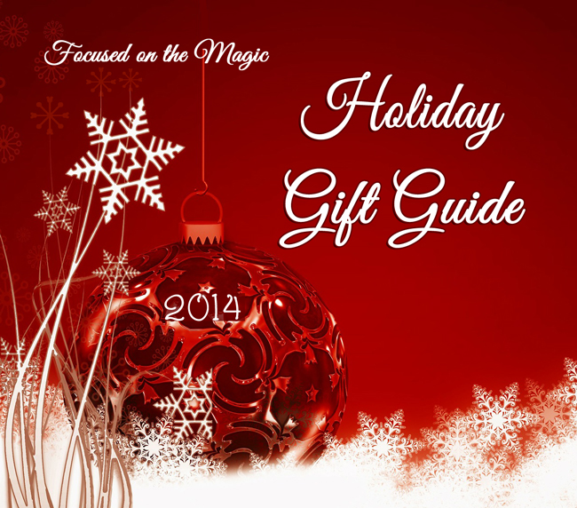 Focused on the Magic Gift Guide Main Page