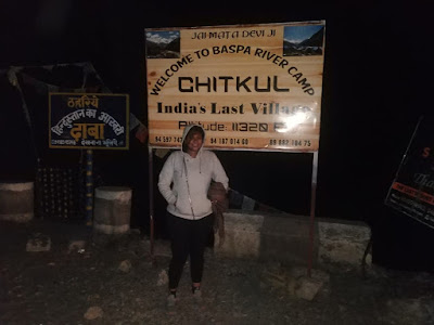 the last village chitkul