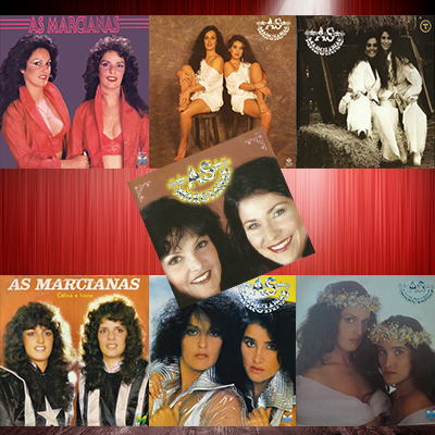 cd completo as marcianas