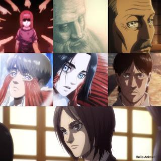 進撃の巨人 始祖の巨人継承者 | Attack on Titan Founding Titan | Hello Anime !