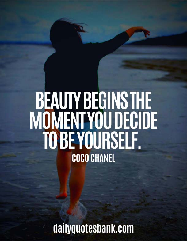 Famous Simple Beauty Quotes