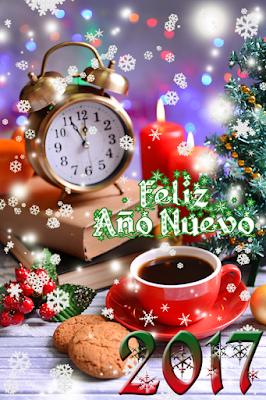 Imágenes gratis con mensaje de feliz año nuevo 2017 para compartir