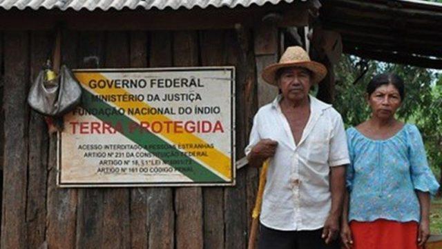JUSTIÇA NEGA REINTEGRAÇÃO DE POSSE DE TERRA INDÍGENA