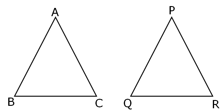 Mathsfans Congruence Of Triangles Sss Sas Asa Aas And Rhs