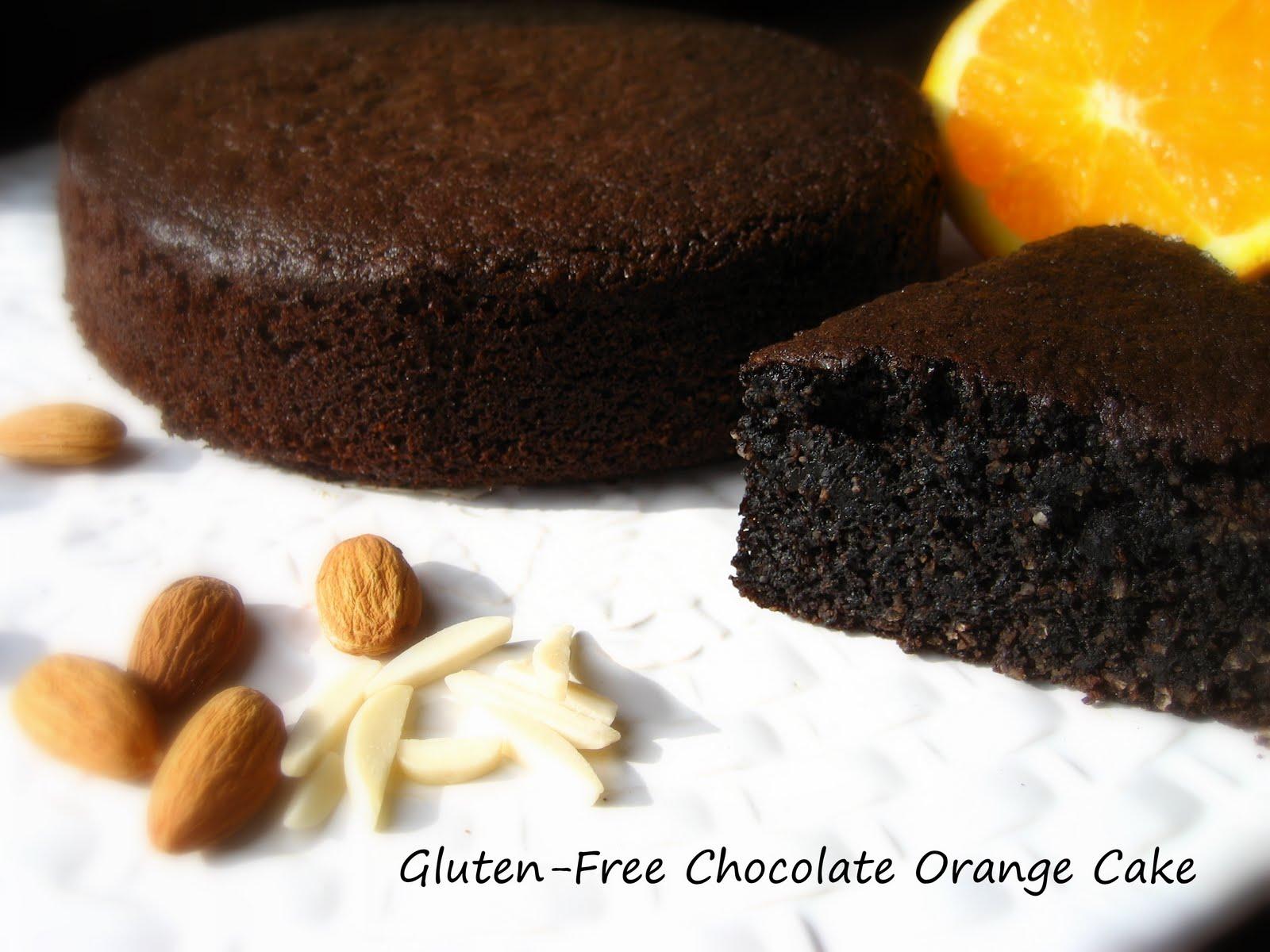 Gluten Free Chocolate Orange Cake Nigella Lawson Adaptation