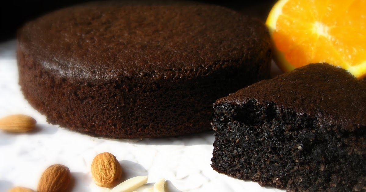 Flourless Chocolate Orange Cake Nigella