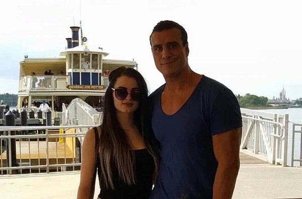 Paige dating Bray Wyatt