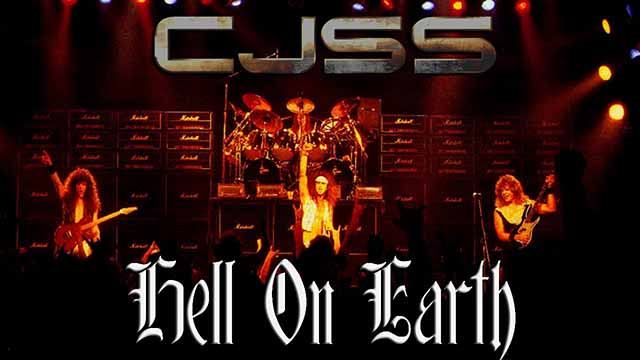 "CJSS - ""Hell On Earth"" (live video)"