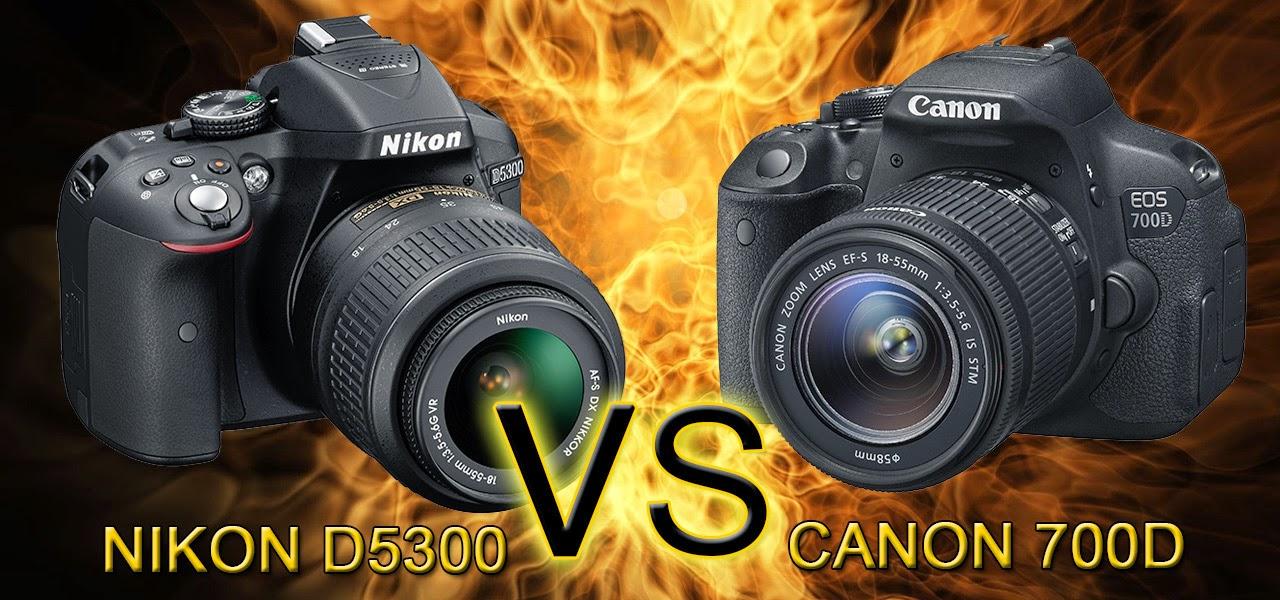 lookup phone: Canon vs Nikon between myth and reality