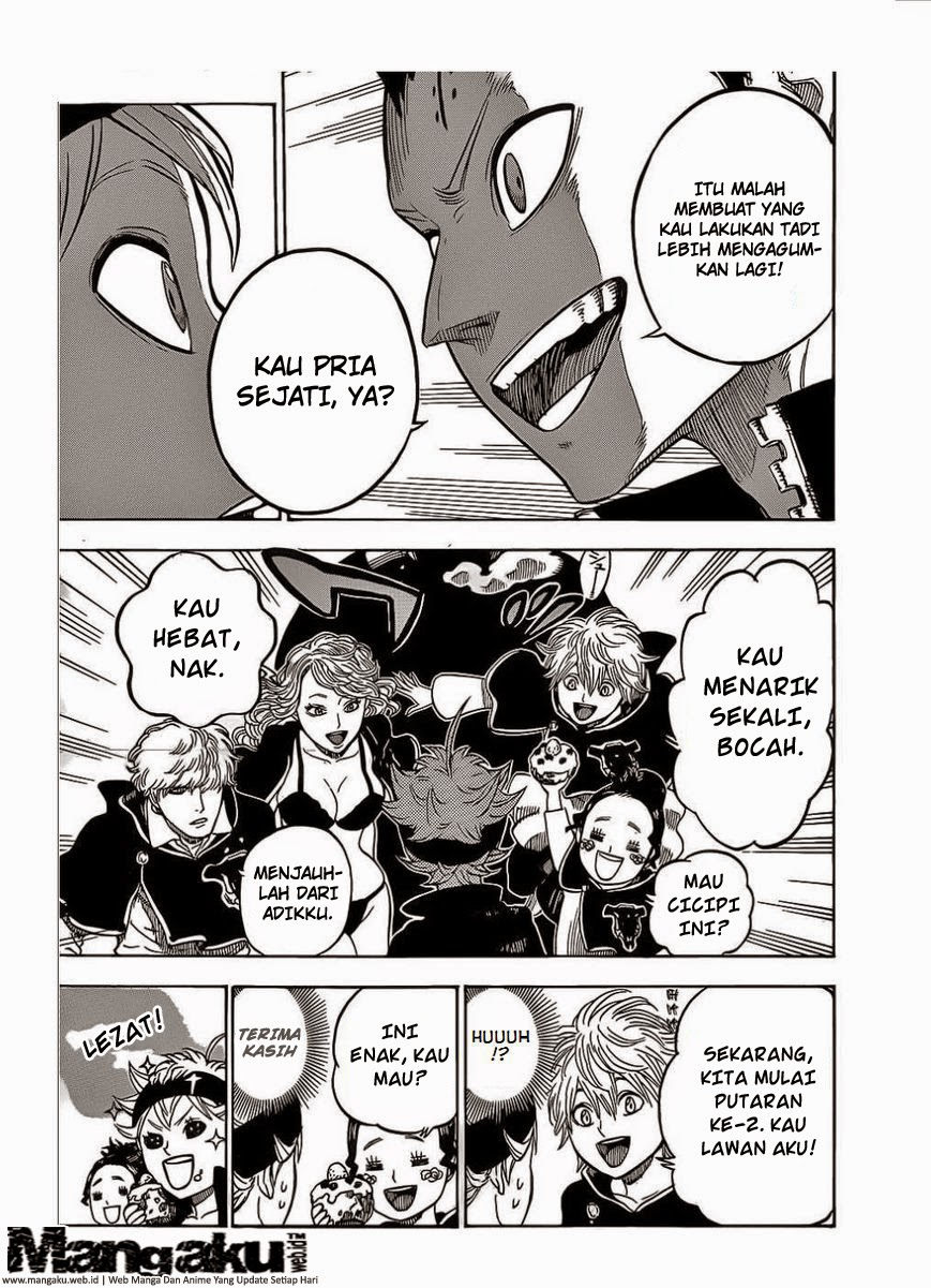 Black Clover Chapter 4 Kambing Hitam Bahasa Indonesia