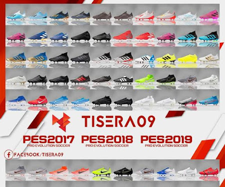 New Bootpack 2019-2020 PES 2017 PES 2018 PES 2019