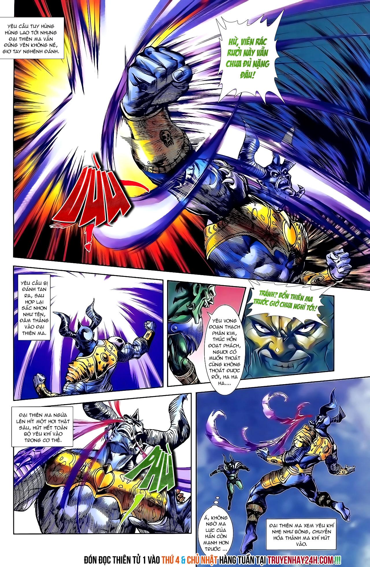 Cơ Phát Khai Chu Bản chapter 136 trang 26