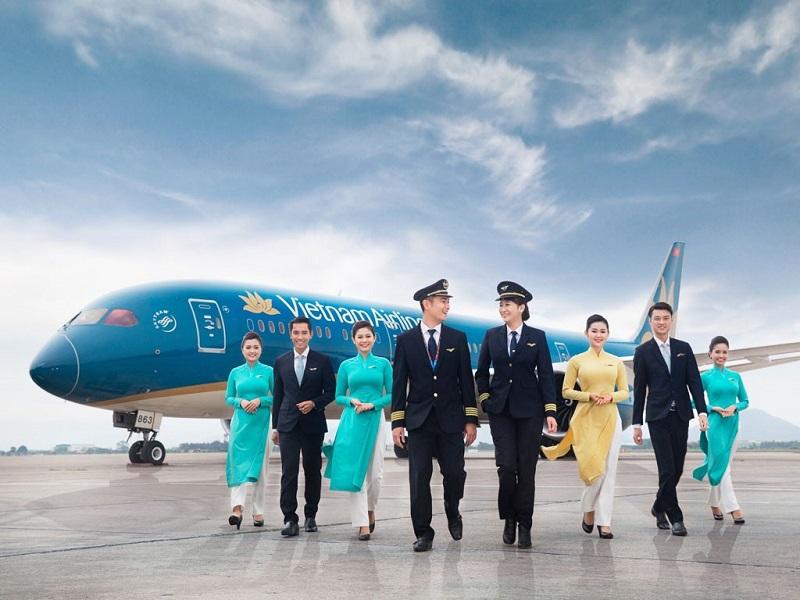 Vietnam Airlines hãng hàng không quốc gia Việt Nam