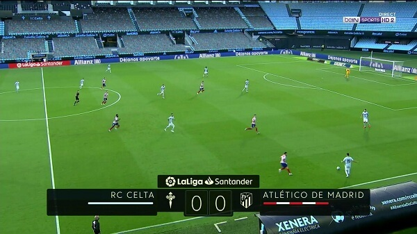 مشاهدة مباراة سيلتا فيغو ضد أتلتيكو مدريد بث مباشر اليوم 17-10-2020 الدوري الاسباني
