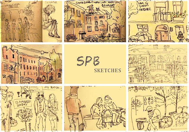Spb-Sketches
