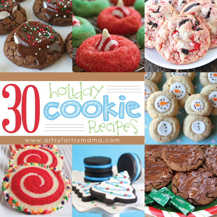 30 Holiday Cookie Recipes