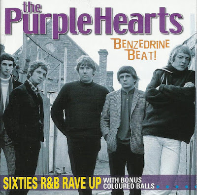 Purple Heart - Benzedrine Beat! (1964-1970)