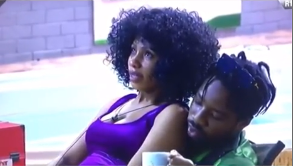"#BBNaija: ""I Want Us To Build A Relationship More Than Fuck*ing""  - Mercy Tells Ike, See His Reaction"