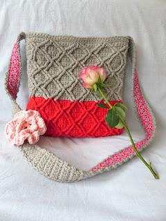 Madebyleen Blog Over Haken Crochet Blog Kabelruitjestas En