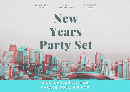 Zwischen den Jahren schon mal das New Years Party Set Mixtape für 2021