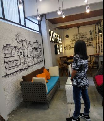 gambar cafe yang sukses