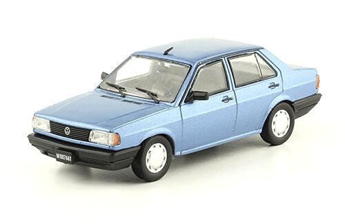 Volkswagen Senda 1993 1:43, autos inolvidables argentinos 80 90