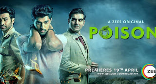 Poison Web Series Seasons 1 480p 720p HD Download